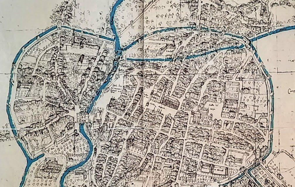 Quando Google Maps non esisteva, Vicenza