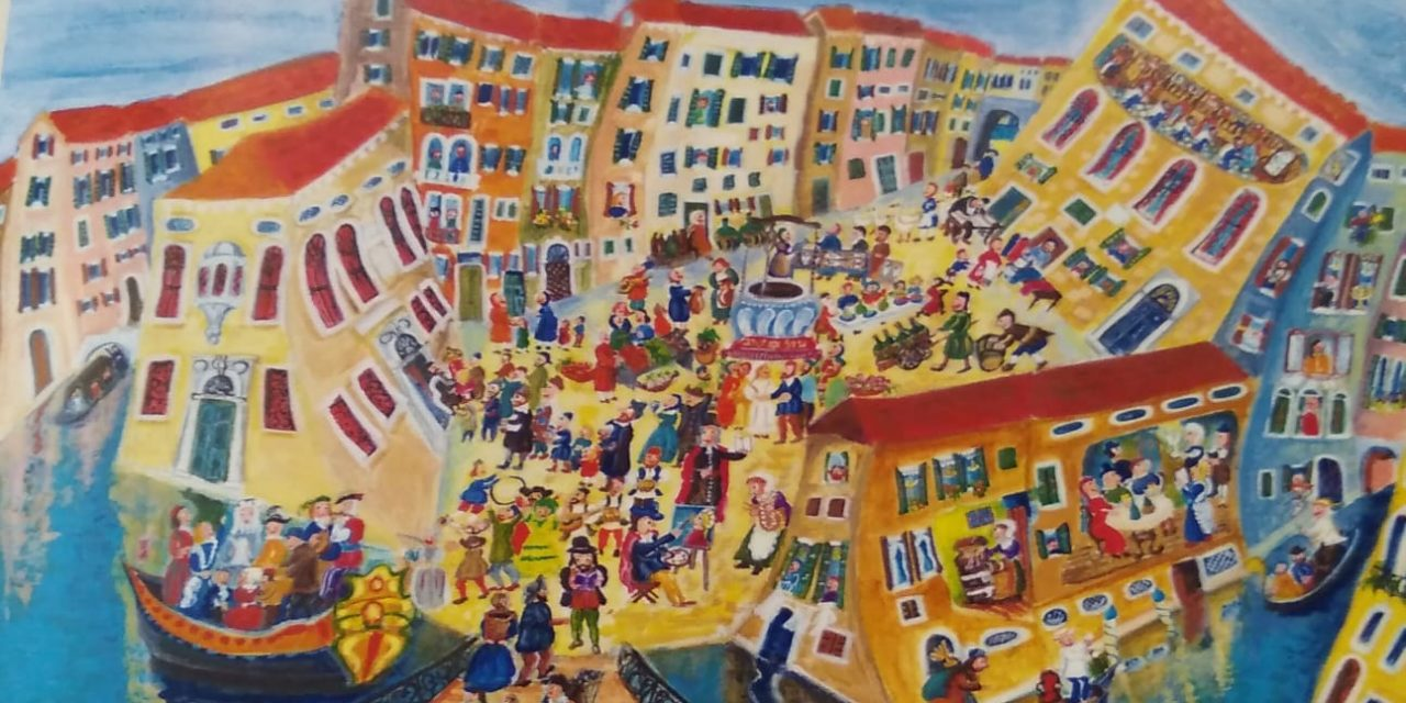 Il Ghetto ebraico, Venezia