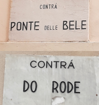 """A Vicenza non ci sono """"vie"""""""