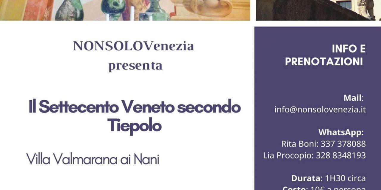 Il Settecento Veneto secondo Tiepolo